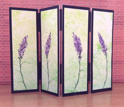 lavender screen
